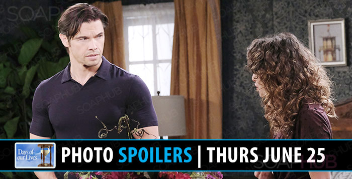 Days of Our Lives Spoilers June 25