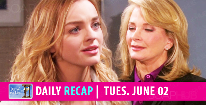 Days of Our Lives Recap June 2 2020