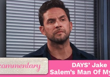 Four Things Days of our Lives Needs to Answer About Newcomer Jake
