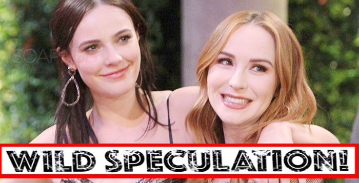 The Young and the Restless Tessa and Mariah