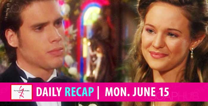 The Young and the Restless Recap June 15 2020