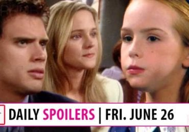 The Young and the Restless Spoilers June 25 2020