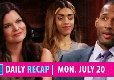 The Bold and the Beautiful Recap July 20 2020
