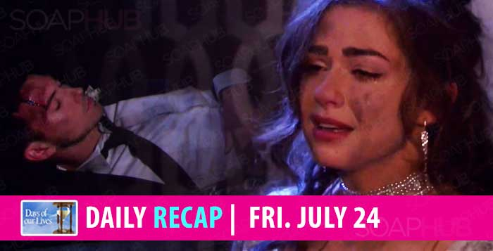 Days of our Lives Recap for July 24, 2020