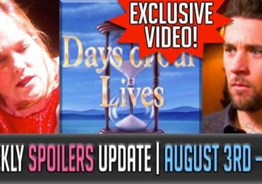 Days of our Lives Spoilers Weekly Update: A Brain-Washing Scheme