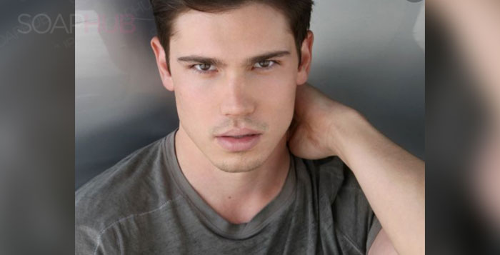 Tanner Novlan The Bold and the Beautiful