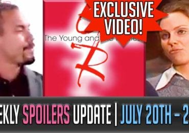 The Young and the Restless Spoilers Weekly Update: Relive the Classic Moments