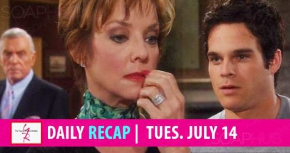 The Young and the Restless Recap July 13 2020
