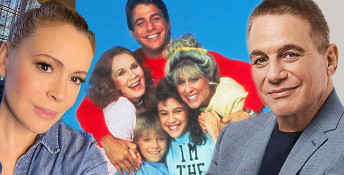 'Who's the Boss' Revival in the Works: Tony Danza, Alyssa Milano