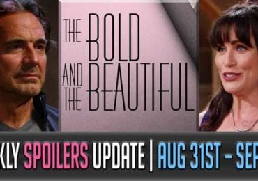 The Bold and the Beautiful Spoilers Weekly Update: Love Triangles Implode
