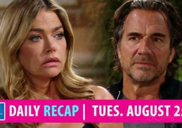 The Bold and the Beautiful Recap August 15 2020