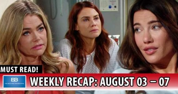 The Bold and the Beautiful Recap August 7 2020