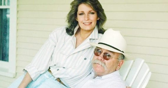 Deidre Hall and Wilford Brimley