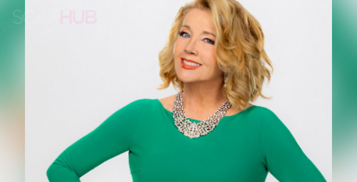 Melody Thomas Scott The Young and the Restless