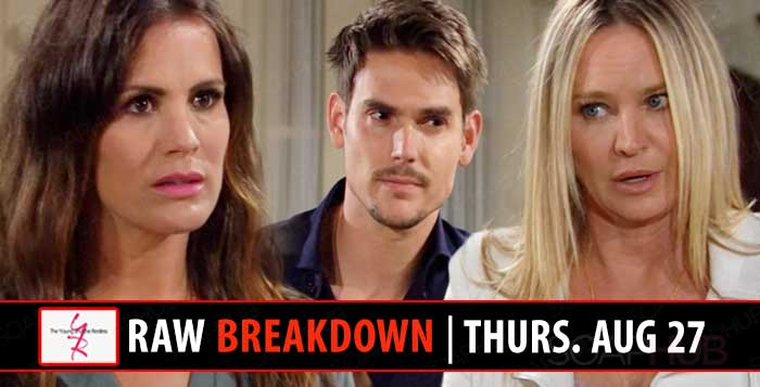 The Young and the Restless Spoilers August 27 2020