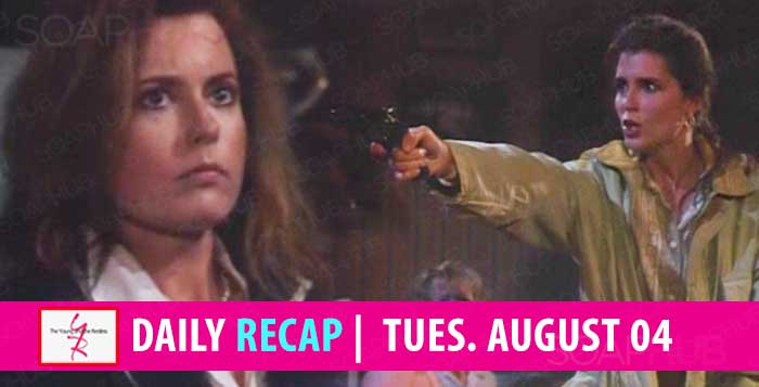 The Young and the Restless Recap August 4 2020