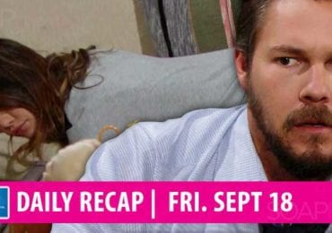 The Bold and the Beautiful Recap September 18 2020