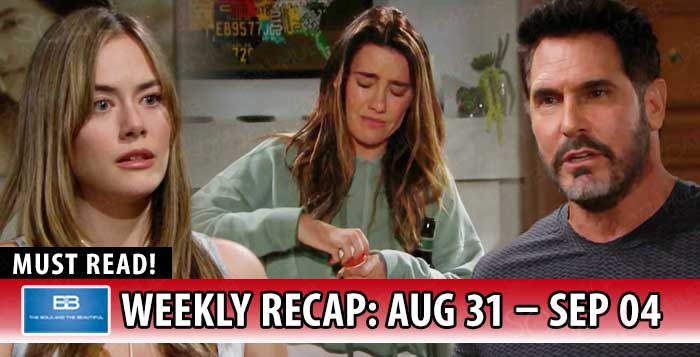 The Bold and the Beautiful Recap September 4 2020