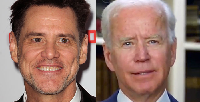 Jim Carrey is Saturday Night Live's new Joe Biden