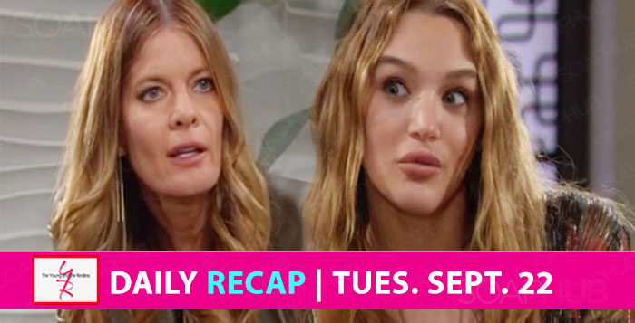 The Young and the Restless Recap September 22 2020