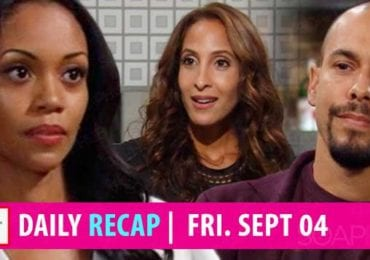 The Young and the Restless Recap September 4 2020