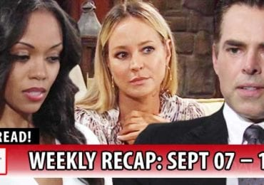 The Young and the Restless Recap September 11 2020