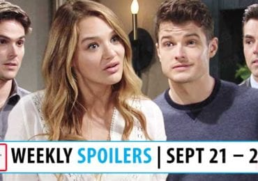 The Young and the Restless Spoilers September 21 2020