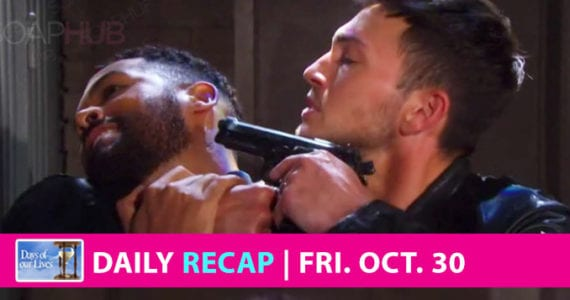 Days of Our Lives Recap October 30 2020
