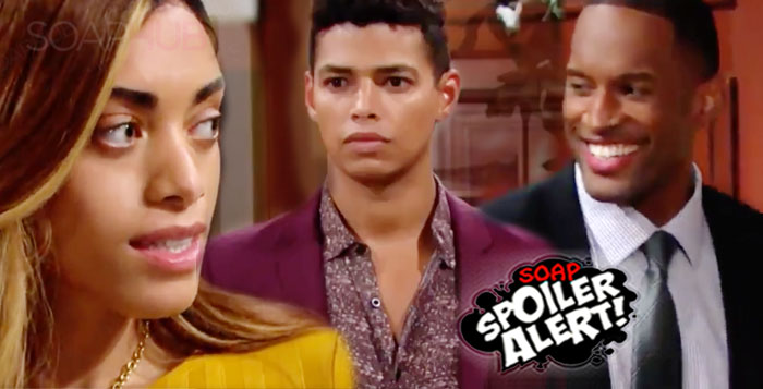 The Bold and the Beautiful Spoilers Preview October 12 2020