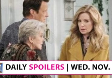 Days of Our Lives Spoilers November 25 2020