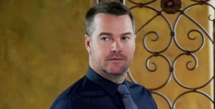 NCIS Los Angeles Chris O'Donnell