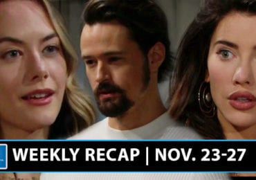 The Bold and the Beautiful Recap November 27 2020