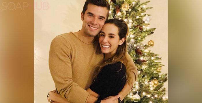 Josh Swickard and Lauren Swickard