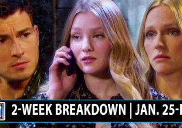 Days of Our Lives Spoilers January 25 2021