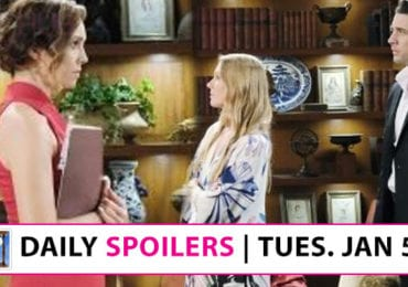 Days of Our Lives Spoilers January 5 2021