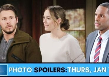 The Bold and the Beautiful Spoilers Photos: Thursday, January 7, 2021