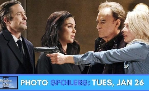 Days of our Lives Spoilers Photos: Tuesday, January 26, 2021