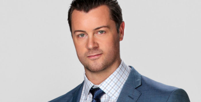 Dan Feuerriegel on Days of our Lives