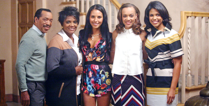 The Bold and the Beautiful Avant Family