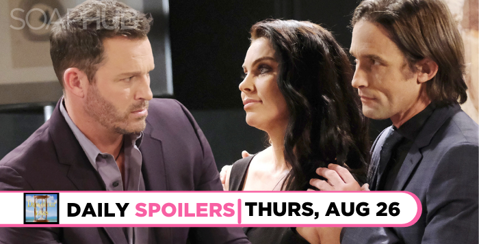 DAYS spoilers for Wednesday, August 25, 2021