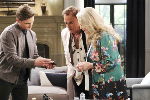 Y&R Spoilers Wild Speculation: A New Genoa City Power Couple Rises