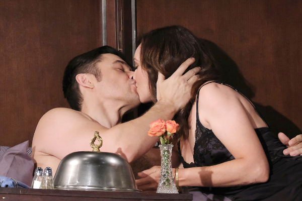 The Bold and the Beautiful Recaps: Shock And A Restraining Order