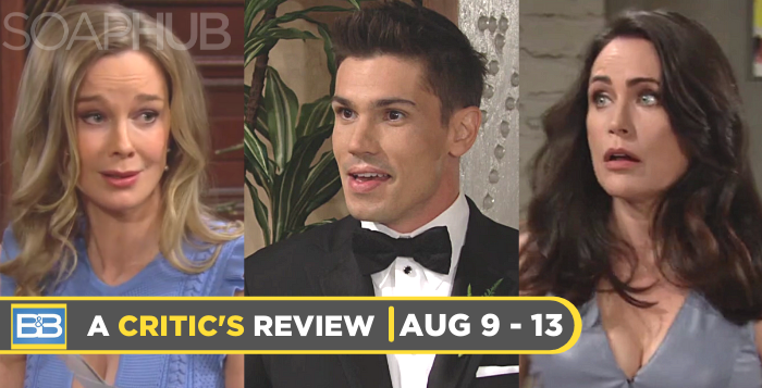 The Bold and the Beautiful Commentary Aug 13