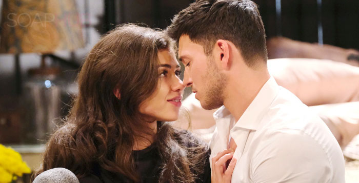 DAYS Spoilers Wild Speculation: A Baby Fevered Ciara Gets Pregnant