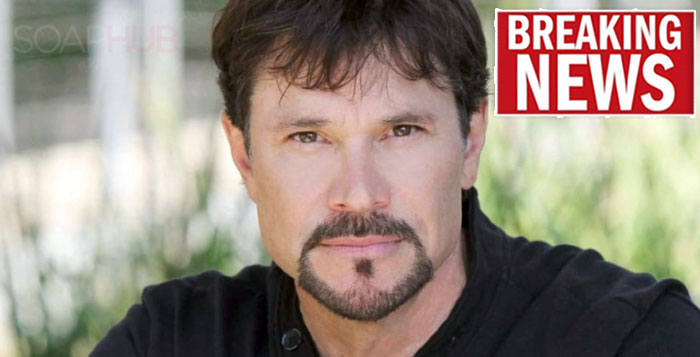 Days of our Lives Peter Reckell Warns DAYS Fans