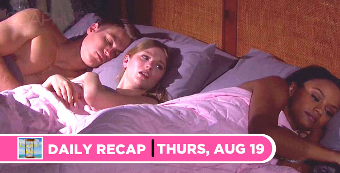 Days of our Lives recap for Thursday, August 19, 2021