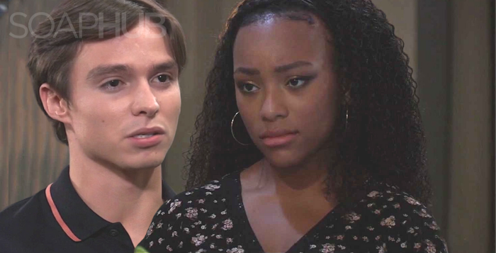 GH Spoilers Speculation Trina and Spencer