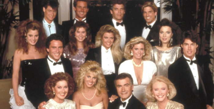 The Bold and the Beautiful Season One Cast
