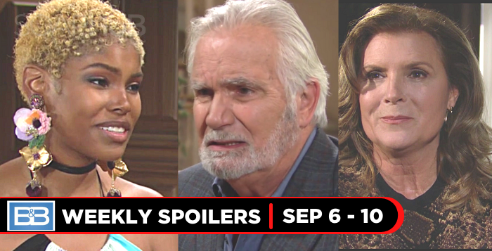 B&B Spoilers for August 6-10, 2021