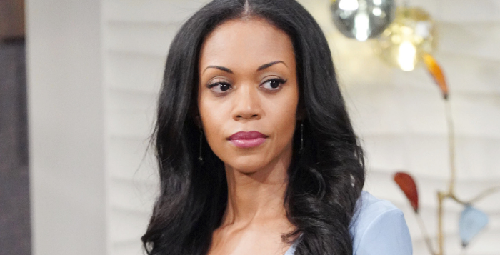 Why Is The Young and the Restless Wasting Mishael Morgan Yet Again?